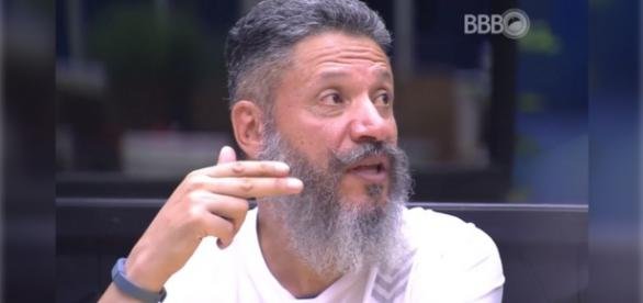 Laércio desiste do Big Brother Brasil