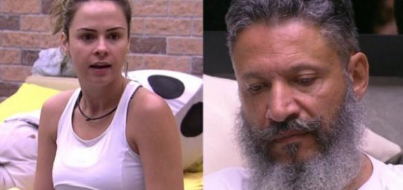 Laércio e Ana Paula - Foto/Montagem
