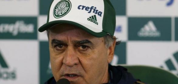 Marcelo Oliveira, técnico do Palmeiras