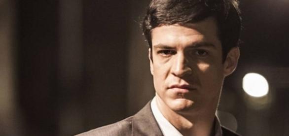 Mateus Solano é Rubião em 'Liberdade, Liberdade'