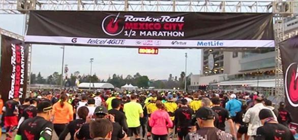 Medio Maratón Rock&Roll Ciudad de México