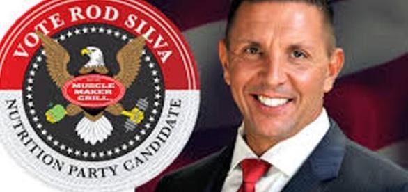 Rod Silva Candidato a presidência:Fonte: Internet