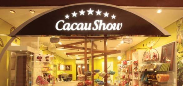 Vagas na Cacau Show estão abertas