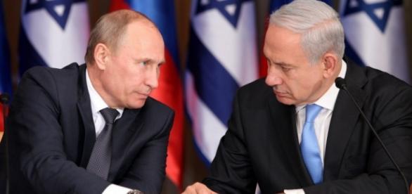 Israel entende a luta da Rússia contra o EI