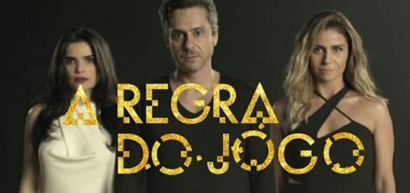 Novela a Regra do Jogo/Fonte: Internet