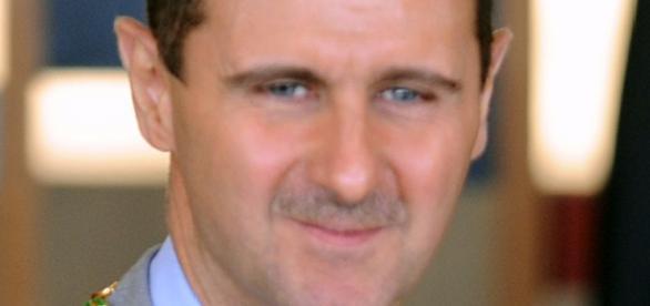 Presidente Siriano Bashar Al Assad