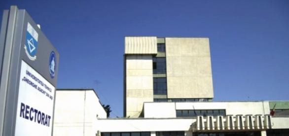 Rectoratul Universității Tehnice