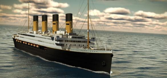 Titanic II - în fază de proiect