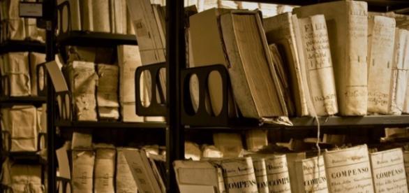 Arquivos secretos do Vaticano.