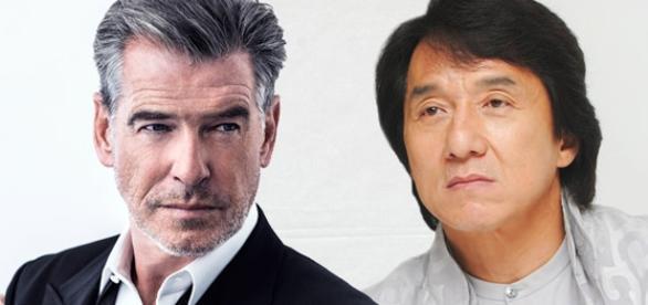 """Chan y Brosnan protagonizarán """"El Extranjero"""""""