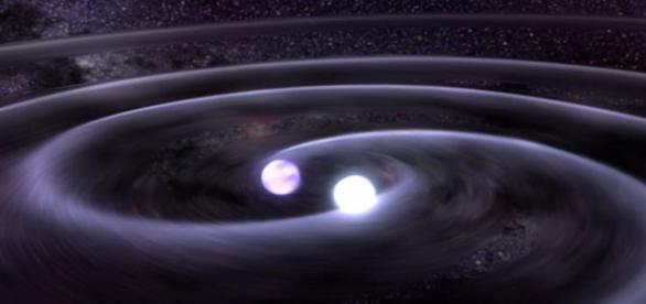 Detectan por primera vez ondas gravitacionales