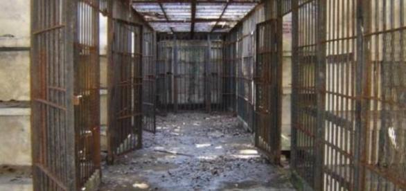 El interior de las celdas de Topo Chico