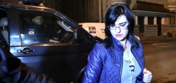 Gianina Terceanu face mărturisiri halucinante