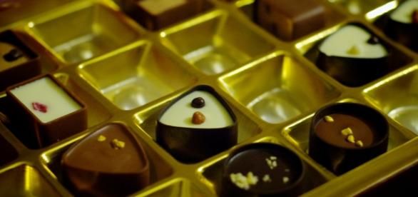 Los bombones, uno de los regalos estrella
