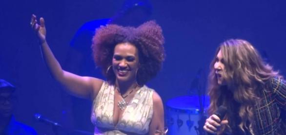 Mariene de Castro tinha música em 'Lado a Lado'