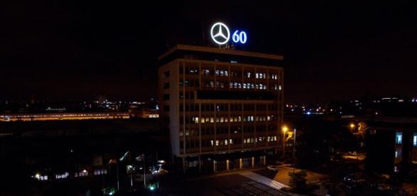 Mercedes-Benz: 60 anos de Brasil