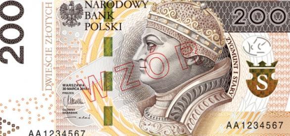 NBP wprowadził do obiegu nowe 200 zł