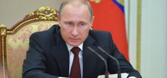 Putin ingrijorat de o posibila revolutie colorata