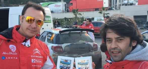 Ricardo Triviño y su participación en Montecarlo