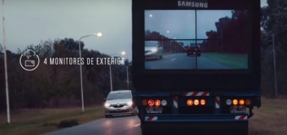 'Safety truck' para combatir accidentes