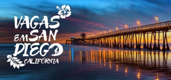 Vagas na Califórnia. Foto: Dicas da Califórnia.