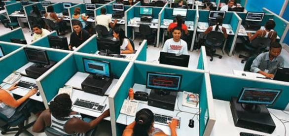 Vagas de telemarketing já estão abertas