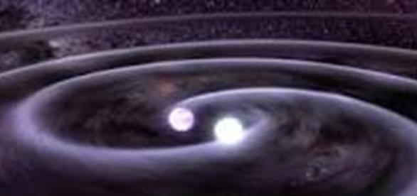 Comprovada as ondas de Einstein