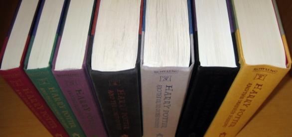 El nuevo libro de Harry Potter.