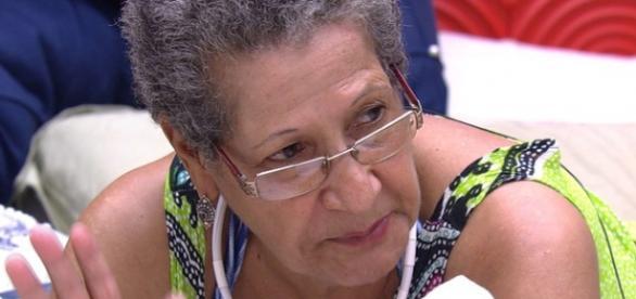 Geralda não aceita votar em quem Ana Paula quer