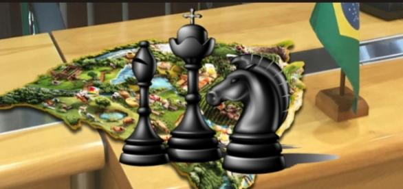Jogo de xadrez perigoso para funcionalismo gaúcho!