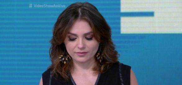 Monica Iozzi - Foto/Reprodução: Globo