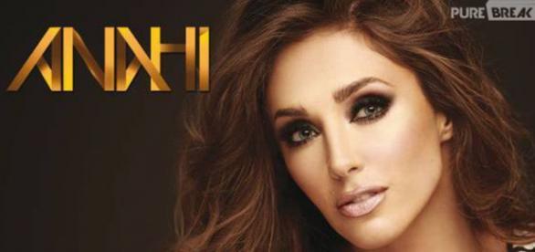 Nova canção de Anahí já é sucesso no Brasil