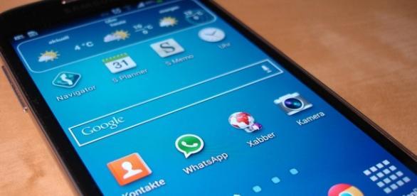 Samsung Galaxy S4 Mini (Pixabay)
