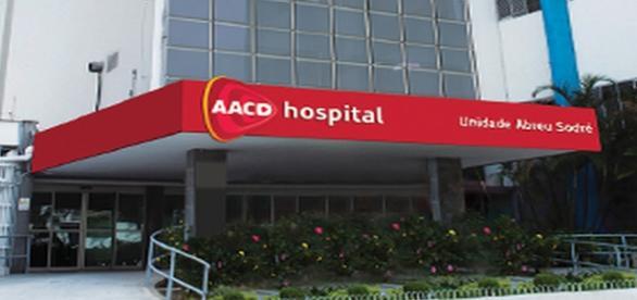 Vagas no Hospital AACD estão abertas