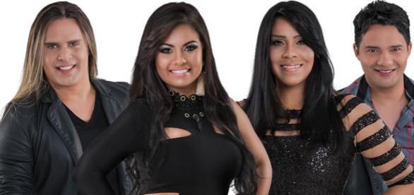 Silvania e Paulinha, nova história