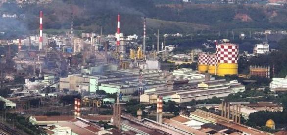 A Usina, em Ipatinga, no Vale do Aço