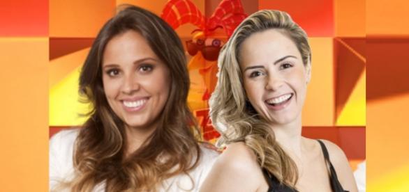 Ana Paula é comparada a Angelis