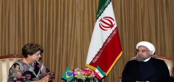 Dilma Rousseff deve ir ao Irã ainda este ano