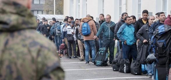 Imigranții pleacă din Finlanda