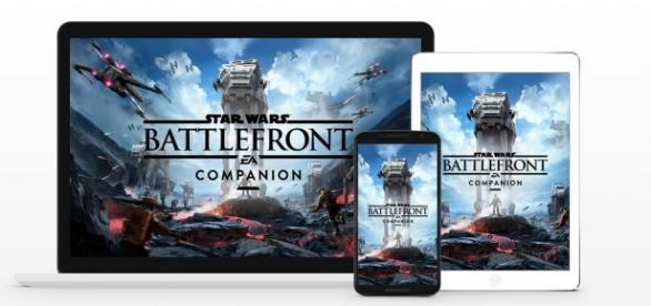 Juega Battlefront desde tu dispositivo móvil