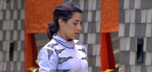 Juliana vence a prova do Anjo e castiga Ana Paula