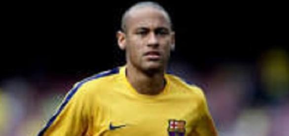 Neymar, Brazil's star footballer
