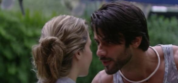 O clima esquentou entre Ana Paula e Renan