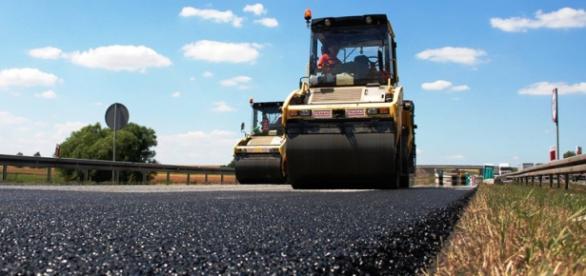 Prace na A4 zakończą się latem 2016 (fot. GDDKiA)