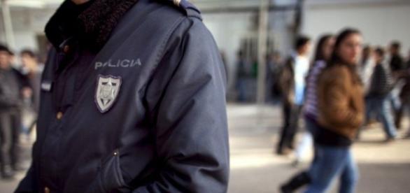 Agentes da PSP sempre pela ordem e pela pátria
