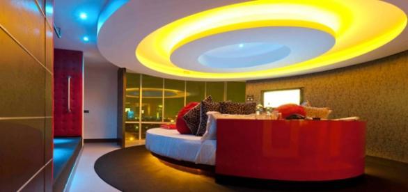 Sky Suite del V Motel Boutique