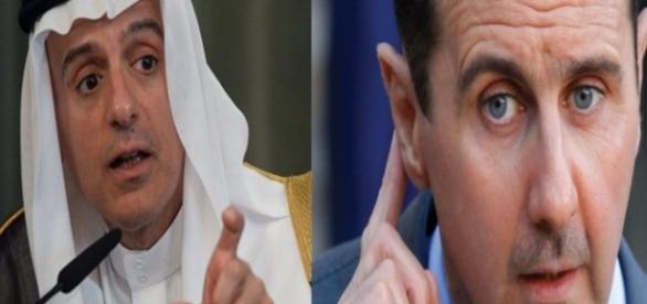 Adel al-Jubeir quer a saída de Bashar do poder