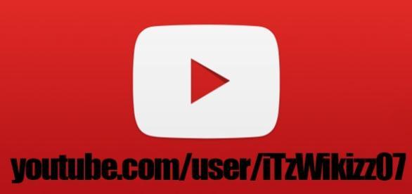 Canal de youtube y logo de la misma red social