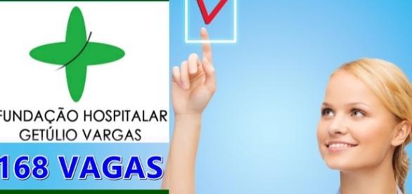 Concurso Fundação Hospital Getúlio Vargas (FHGV)