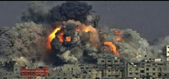 Hospitales en Siria son bombardeados.
